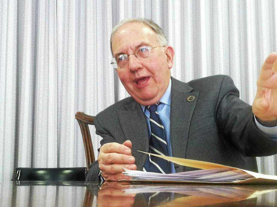 State Senate President Pro Tempore Leader Martin Looney, D-New Haven Photo: New Haven Register File Photo