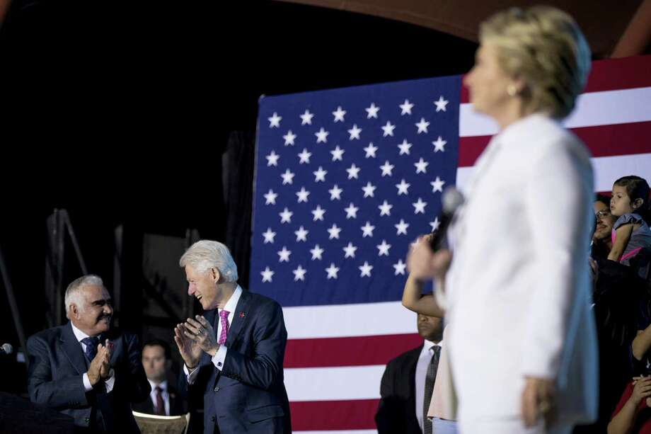"""""""I didn't need the Wiki files to oppose Hillary Clinton,"""" Charles Krauthammer writes. Photo: The Associated Press   / Copyright 2016 The Associated Press. All rights reserved."""