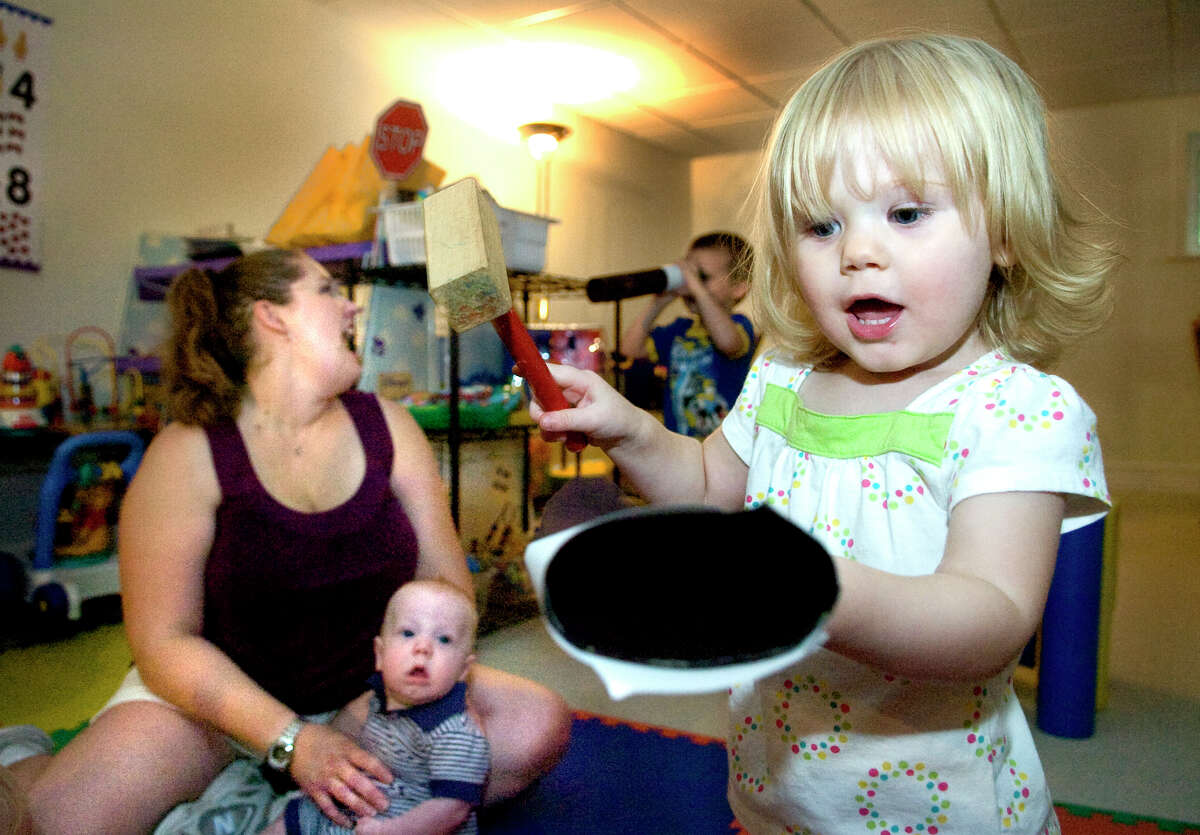 The country's 285,000 child care workers earn less than $21,000 a year on average.