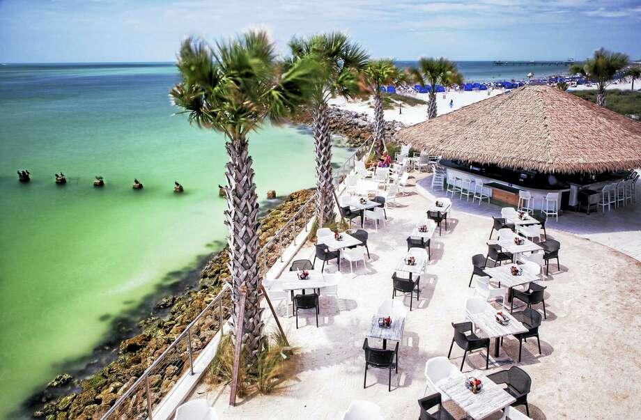 An oasis awaits at the Opal Sands Resort. Photo: Photo Courtesy Of Opal Sands Resort