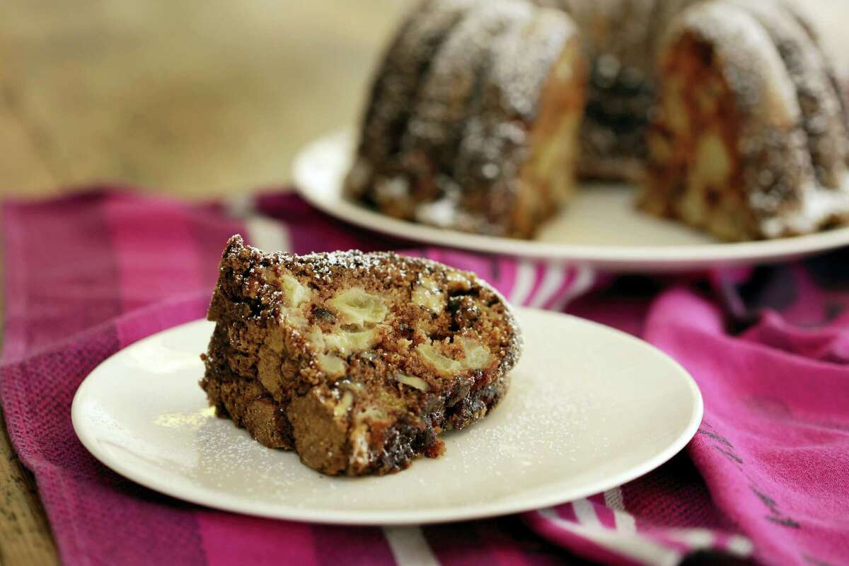 Grandmother Odom's apple cake is perfect for fall.