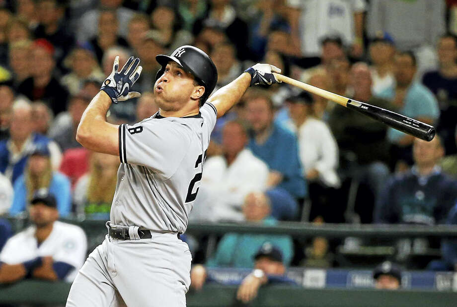 Yankees first baseman Mark Teixeira. Photo: The Associated Press File Photo   / Copyright 2016 The Associated Press. All rights reserved. This material may not be published, broadcast, rewritten or redistribu