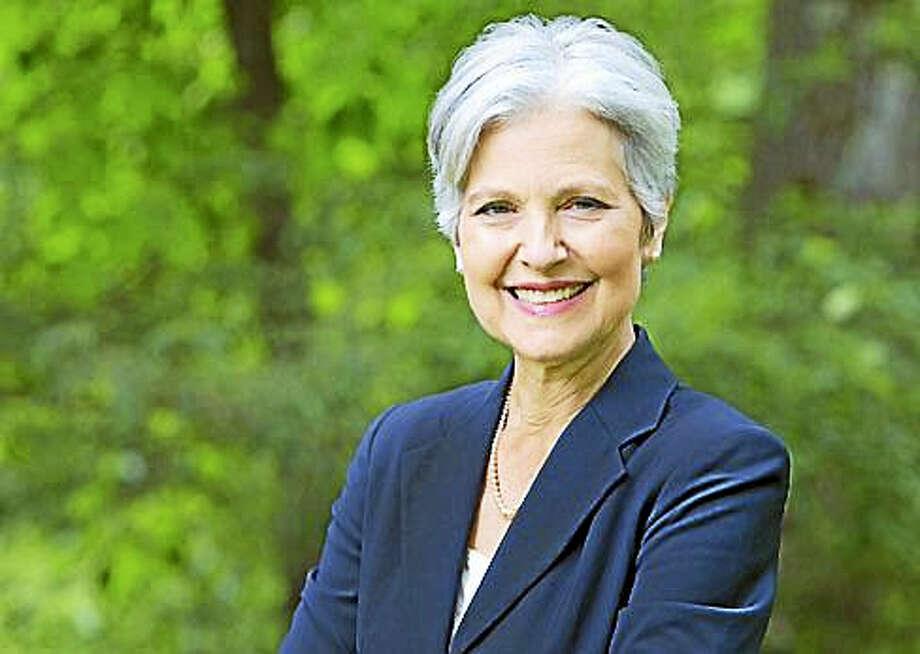 Jill Stein Photo: Journal Register Co.