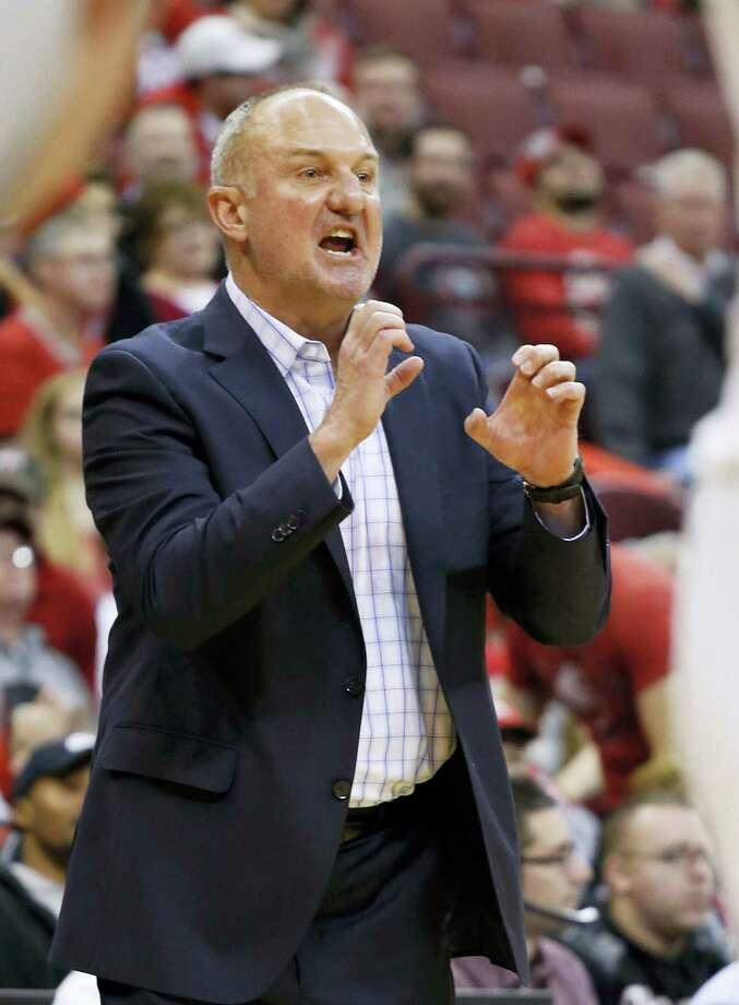Ohio State head coach Thad Matta. Photo: The Associated Press File Photo   / FR52593 AP