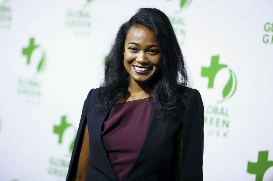 In this Feb. 18, 2015 photo, Tatyana Ali arrives at the Global Green USA's 12th Annual Pre-Oscar Party at the Avalon Hollywood in Los Angeles. People magazine reported on July 17, 2016 that Ali married Stanford professor Vaughn Rasberry in Beverly Hills, Calif. Photo: Photo By John Salangsang/Invision/AP, File   / Invision