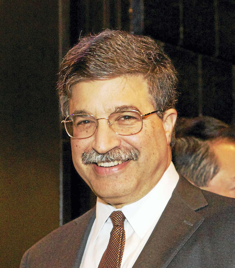 William W. Ginsberg, president and CEO of The Community Foundation for Greater New Haven. Photo: Journal Register Co.