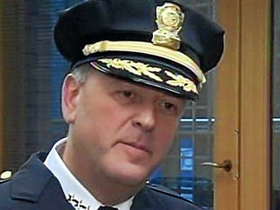 New Haven Police Chief Dean Esserman Photo: Contributed Photo