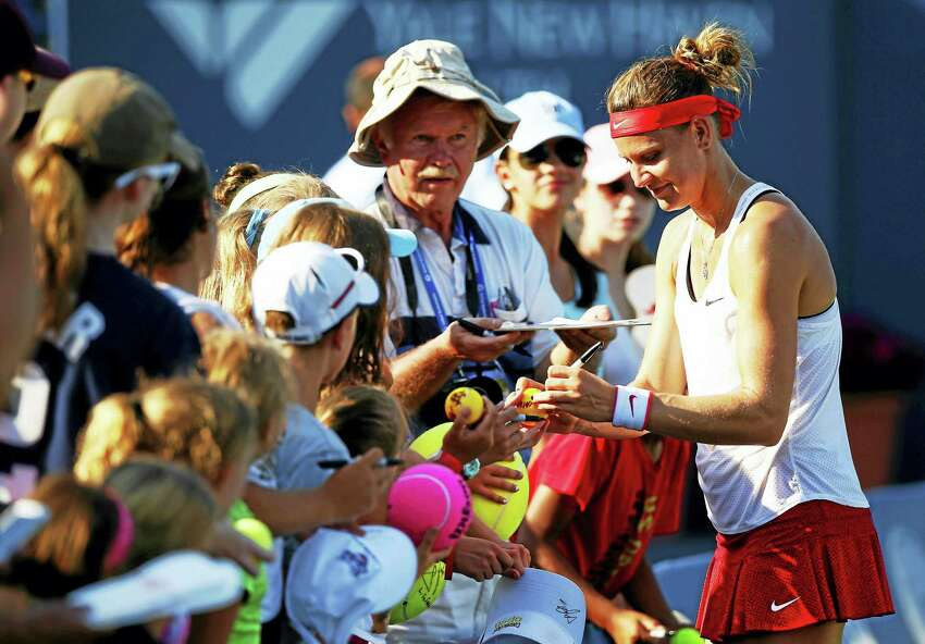 The Connecticut Open kicks off at the Connecticut Tennis Center at Yale in New Haven on Friday. It continues through August 26. Find out more.
