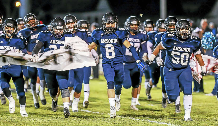 Ansonia is making their 30th state championship appearance Saturday at Willow Brook Park in New Britain. The Chargers meet Rocky Hill for the Class S title. Photo: John Vanacore - Special For The Register   / John Vanacore/New Haven Register`