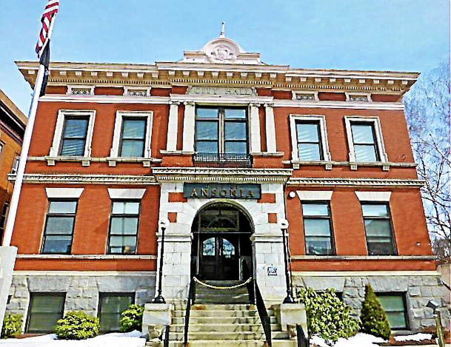 Ansonia City Hall Photo: Journal Register Co.