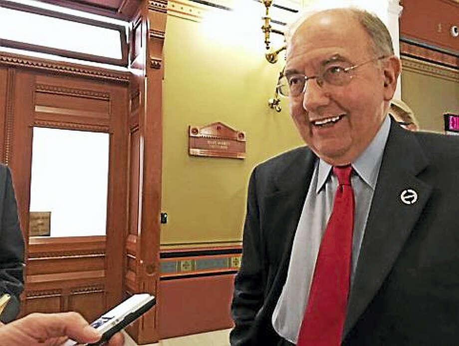 Senate President Martin Looney Photo: CONTRIBUTED PHOTO