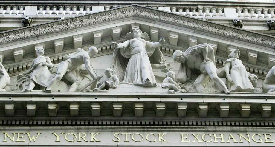The New York Stock Exchange building is shown Tuesday in New York. Photo: Frank Franklin II — The Associated Press   / Copyright 2016 The Associated Press. All rights reserved.