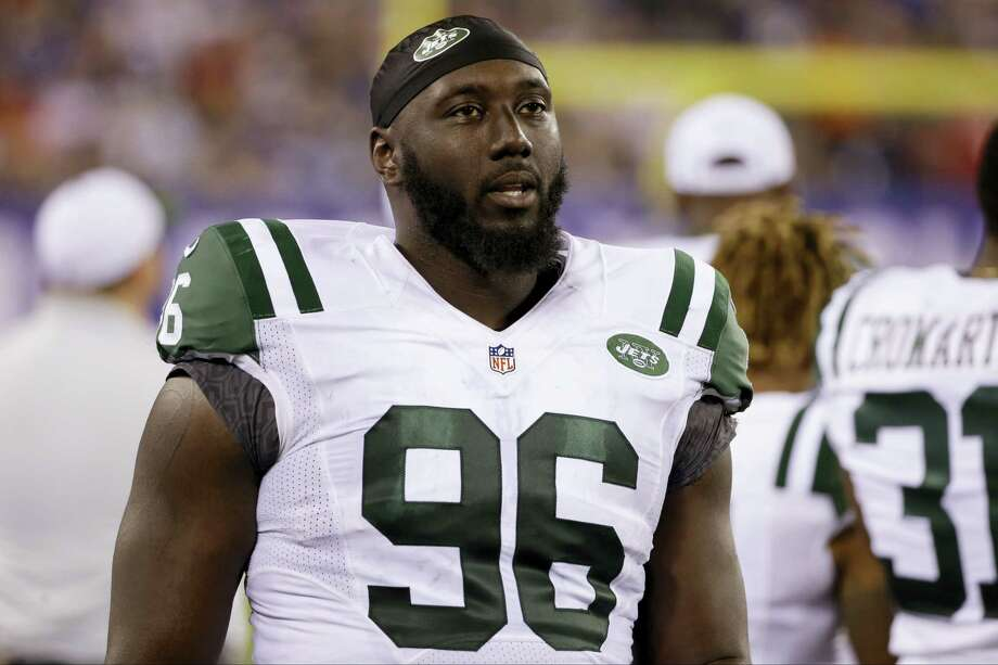 Muhammad Wilkerson has agreed to a long-term deal with the Jets. Photo: The Associated Press File Photo   / AP