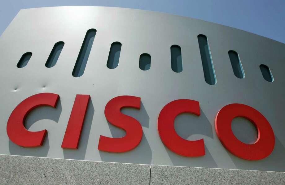 An exterior view of Cisco Systems Inc. headquarters in Santa Clara. Photo: Paul Sakuma — The Associated Press File   / 2012 AP