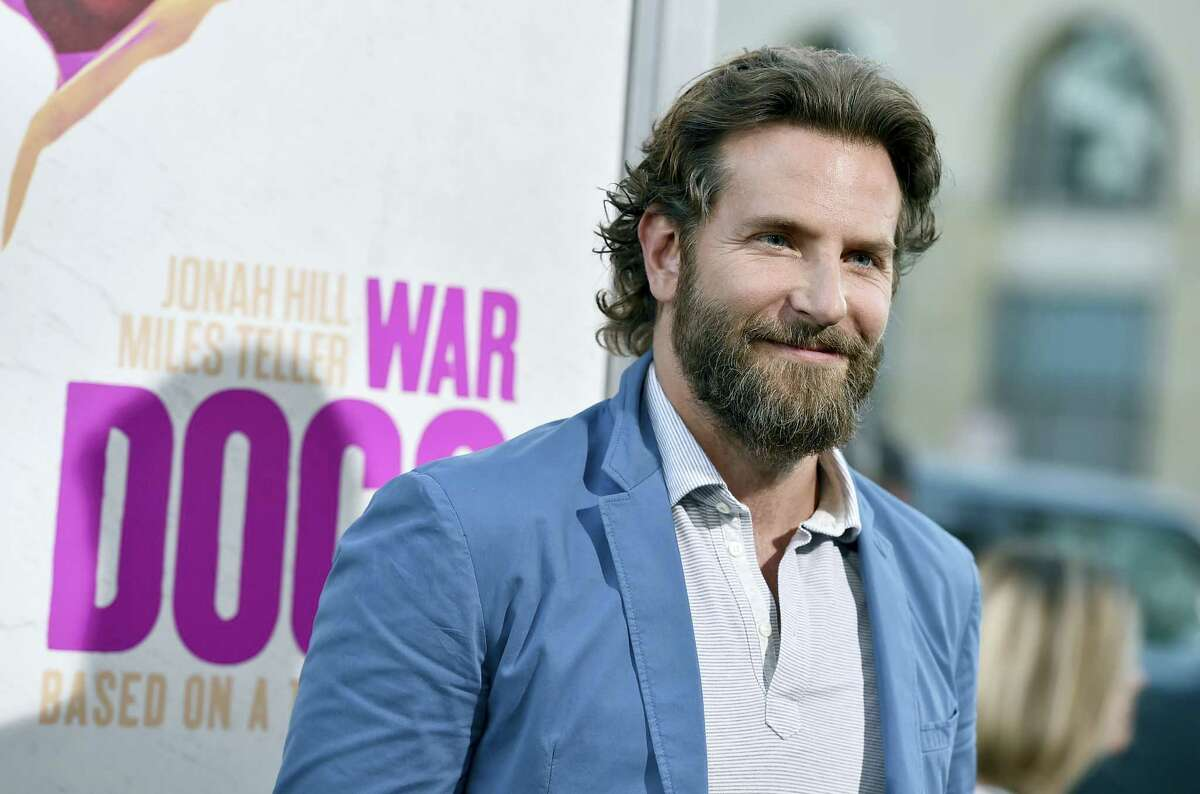 """In this Monday, Aug. 15, 2016 photo, Bradley Cooper arrives at the Los Angeles premiere of """"War Dogs"""" at the TCL Chinese Theatre. Warner Bros. announced Aug. 16, 2016, that Lady Gaga and Bradley Cooper are starring in a remake of """"A Star is Born."""""""