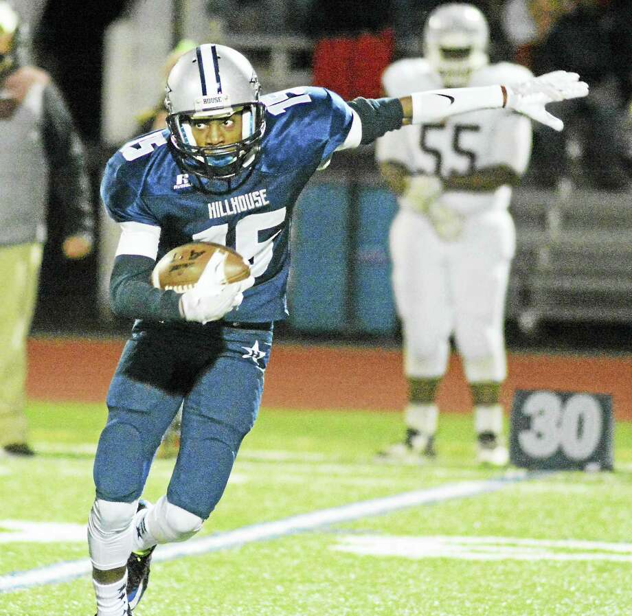 Hillhouse's Keon Jackson Photo: Dave Phillips — For The Register