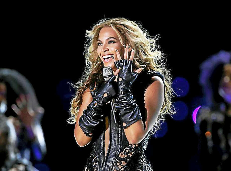 Beyonce in performance Photo: AP Foto/Mark Humphrey, File