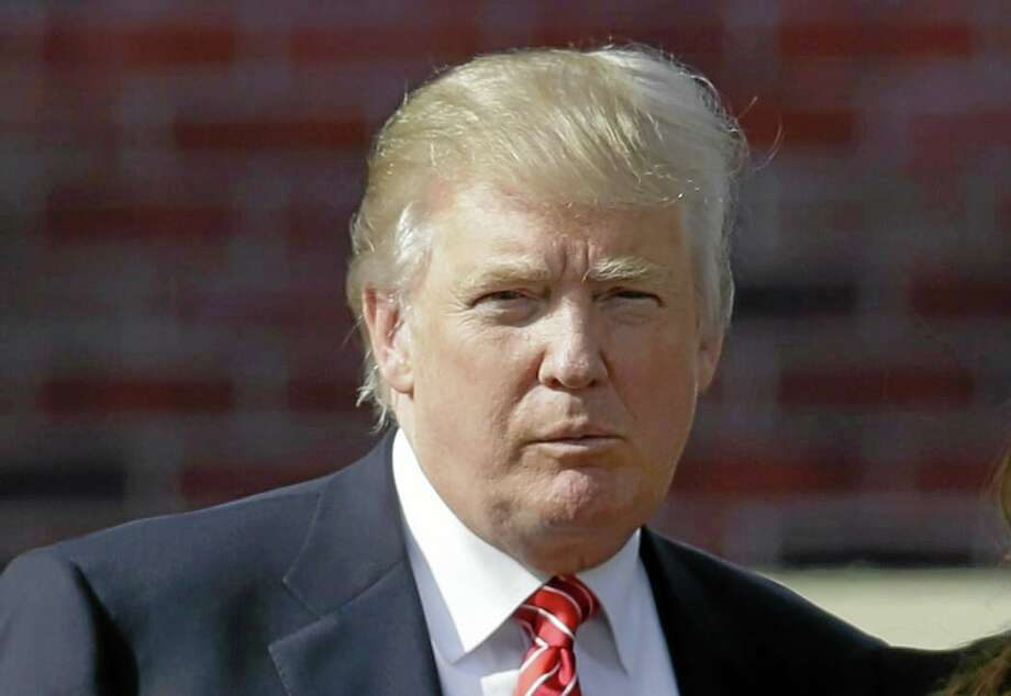 President-elect Donald Trump Photo: FILE Photo   / AP