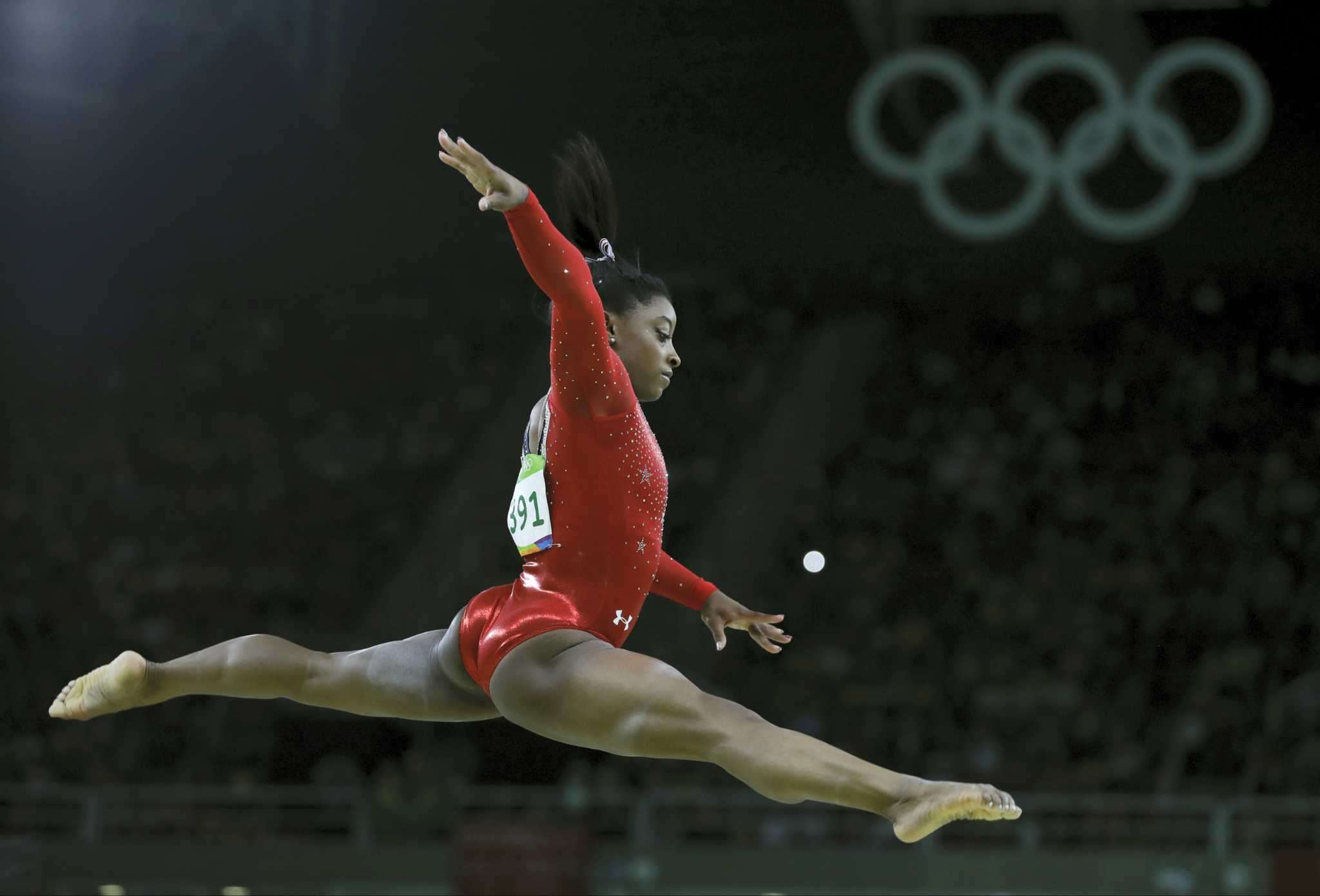 Simone Biles drive for five golds ends with a bronze in beam