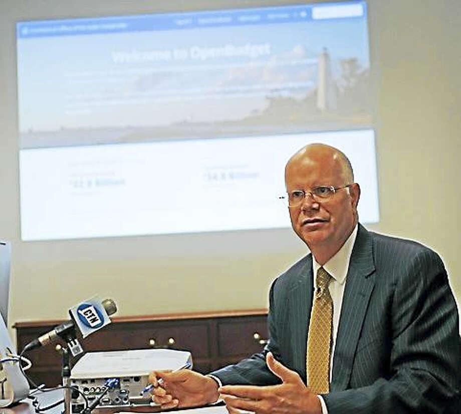 State Comptroller Kevin Lembo Photo: CTNEWSJUNKIE FILE PHOTO