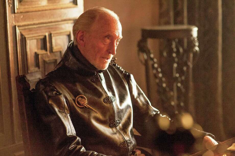 "This image released by HBO shows Charles Dance in a scene from ""Game of Thrones"" of a previous season. Photo: AP Photo/HBO, Helen Sloan    / HBO"