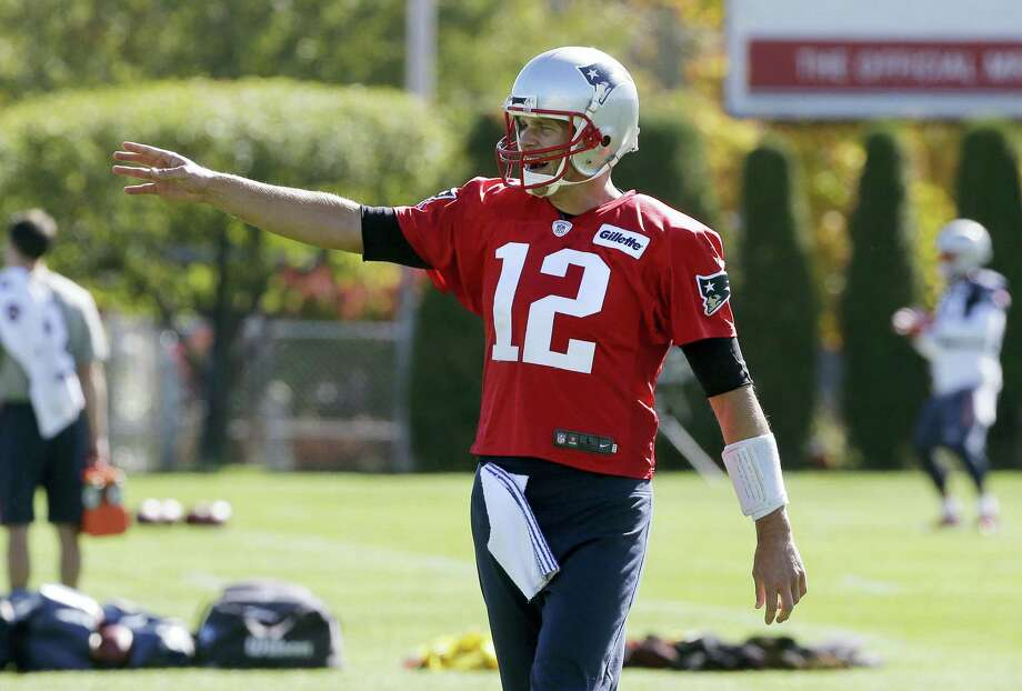 Patriots quarterback Tom Brady will be playing his first home game since serving a four-game suspension. Photo: Steven Senne — The Associated Press   / Copyright 2016 The Associated Press. All rights reserved.