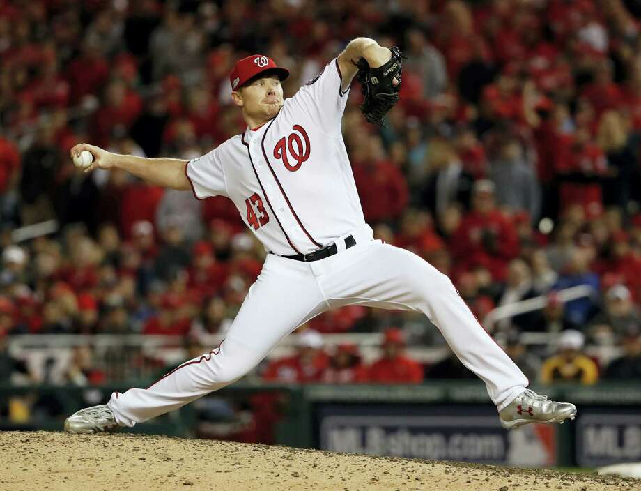 Mark Melancon has agreed to a $62 million, four-year contract with the San Francisco Giants. Photo: The Associated Press File Photo   / Copyright 2016 The Associated Press. All rights reserved.