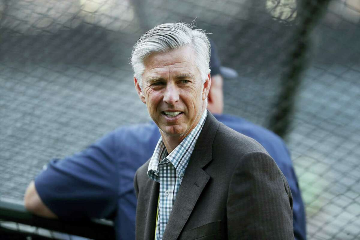Red Sox general manager Dave Dombrowski.