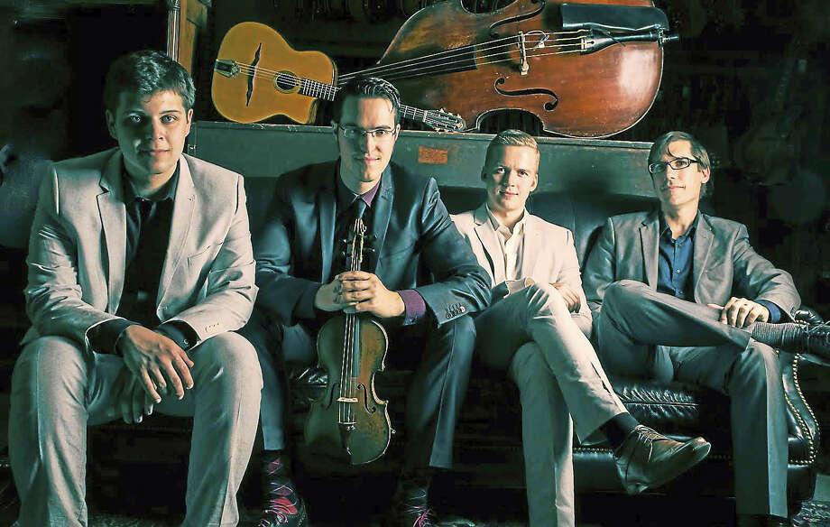 The Rhythm Future Quartet Photo: Contributed
