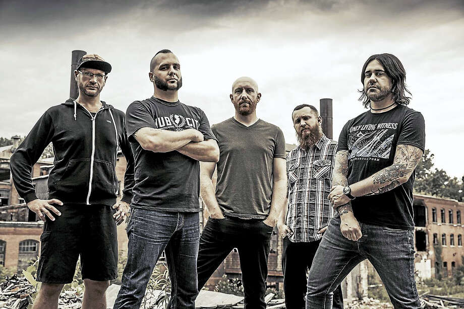 Killswitch Engage will be at the new Foxwoods rock festival. Photo: Contributed   / Travis Shinn © 2015