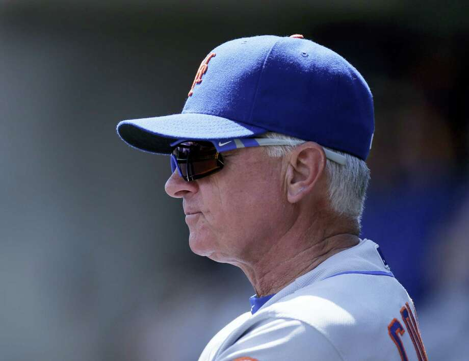 New York Mets manager Terry Collins. Photo: The Associated Press File Photo   / FR38952 AP