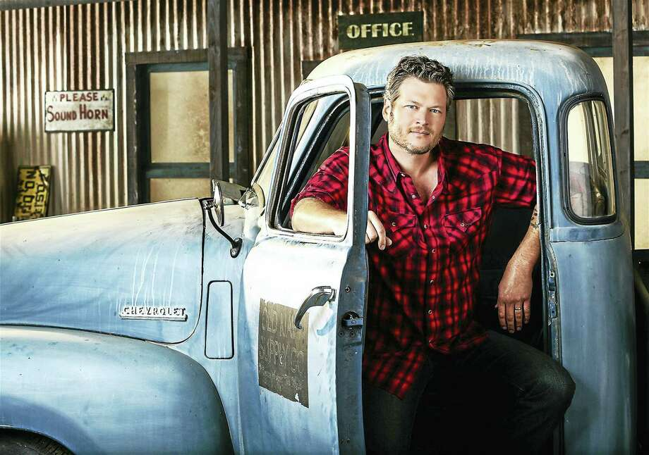 Contributed photoCountry singer and television personality Blake Shelton is set to perform at the XL Center in Hartford on Friday night September 30th.The opening act will be RaeLynn. Photo: Journal Register Co.