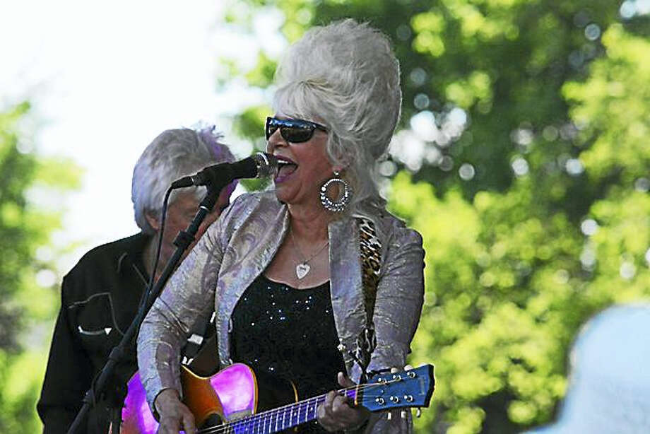 Photo by Dom ForcellaChristine Ohlman brings Rebel Montez to 41 Bridge Street live in Collinsville on Saturday, July 16. Photo: Journal Register Co.