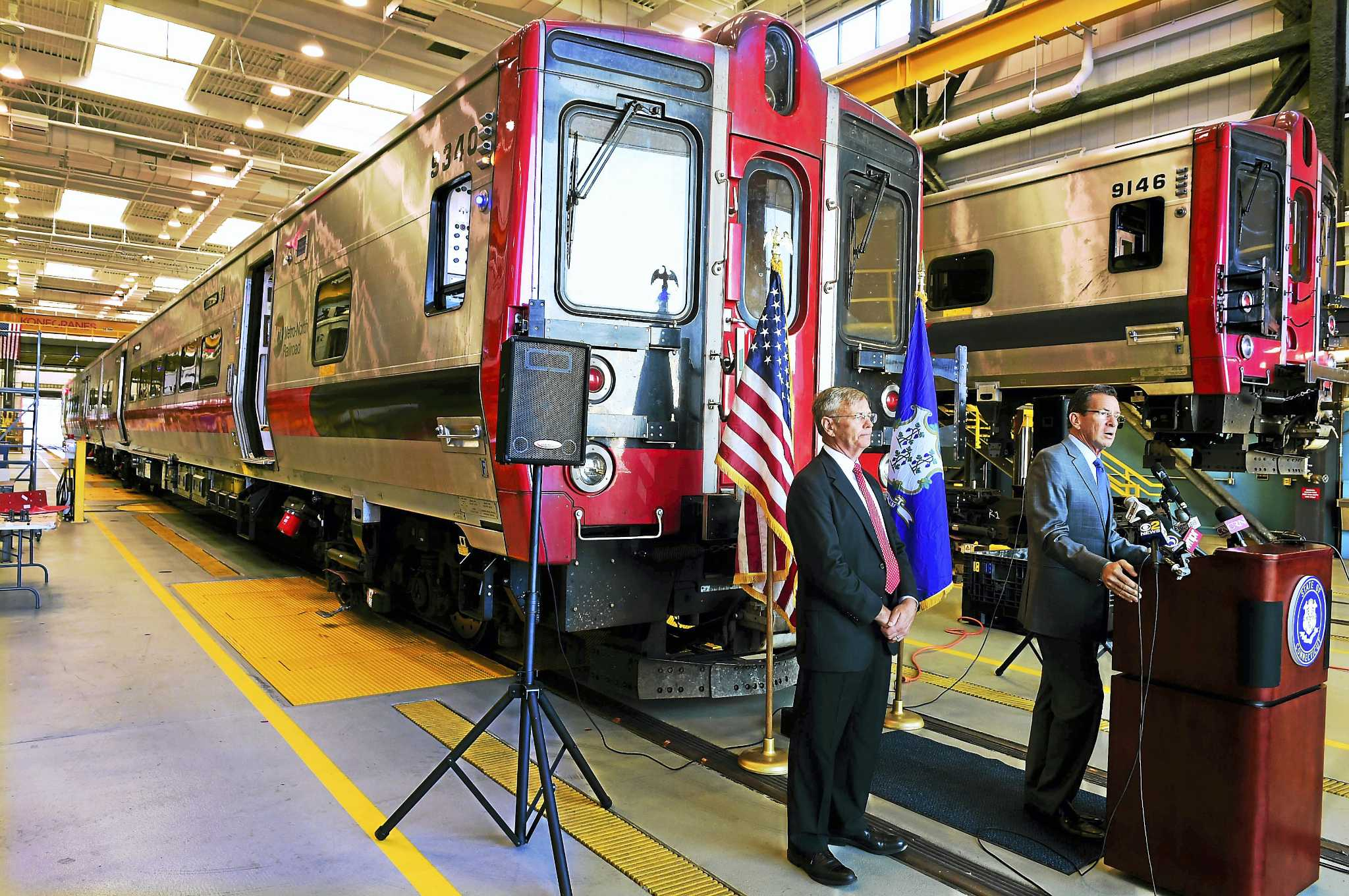 Metro-North To Get 60 New Train Cars, Including 10 Bar