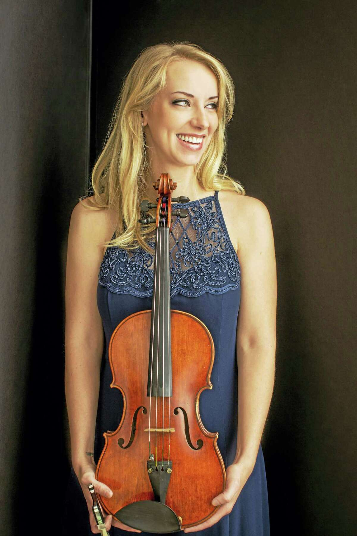 "Molly Carr, violist and founding director of ""Project: Music Heals Us."""
