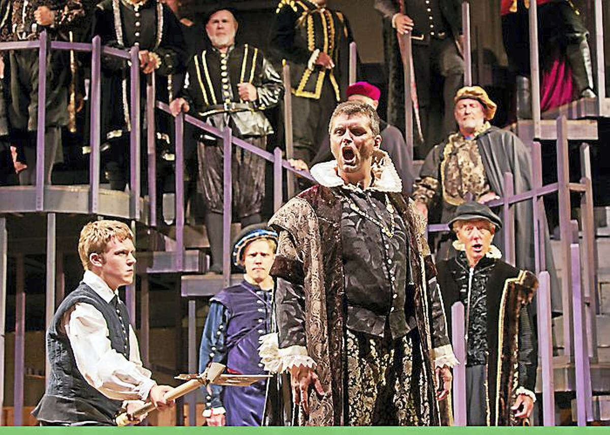 A recent production of Salt Marsh Opera of Stonington.