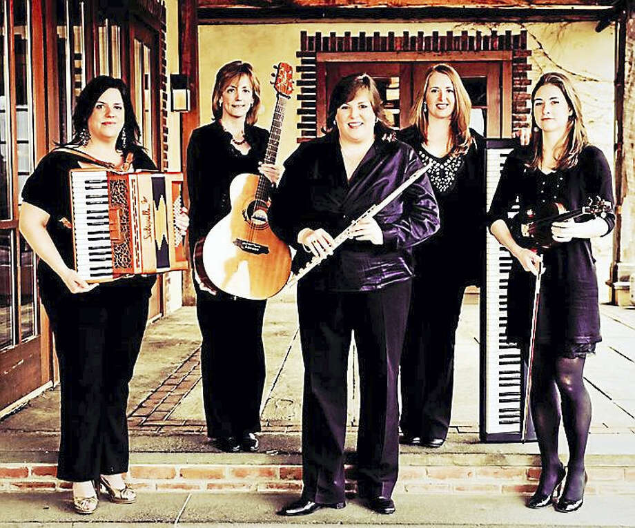 CONTRIBUTED PHOTOTRADITIONAL MUSICCherish the Ladies will perform a concert of traditional Irish music at 7:30 p.m. July 23 at the Irish American Community Center, 9 Venice Place, East Haven. The ensemble blends instruments, step-dancing performances and vocals, led by  Joanie Madden on whistles, flute, harmony vocals and comedy. Tickets are $25 in advance or $28 at the door.  Information: Pat Stratton at 860-664-1600 or pstratton6@sbcglobal.net and Clare Murrihy at 203-288-6327 or 203-675-3539. Photo: Journal Register Co.