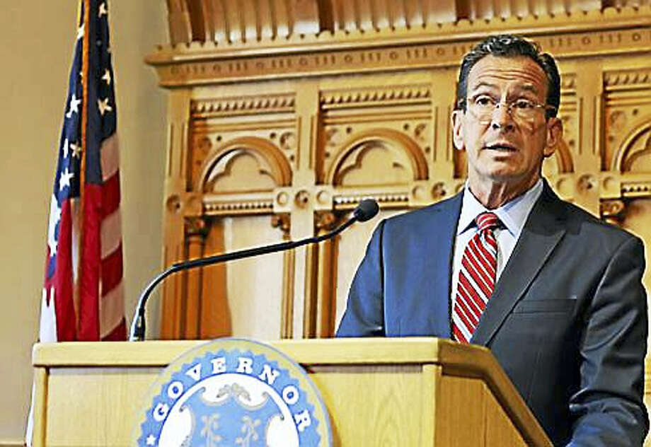 Gov. Dannel P. Malloy Photo: CHRISTINE STUART — CTNEWSJUNKIE.COM
