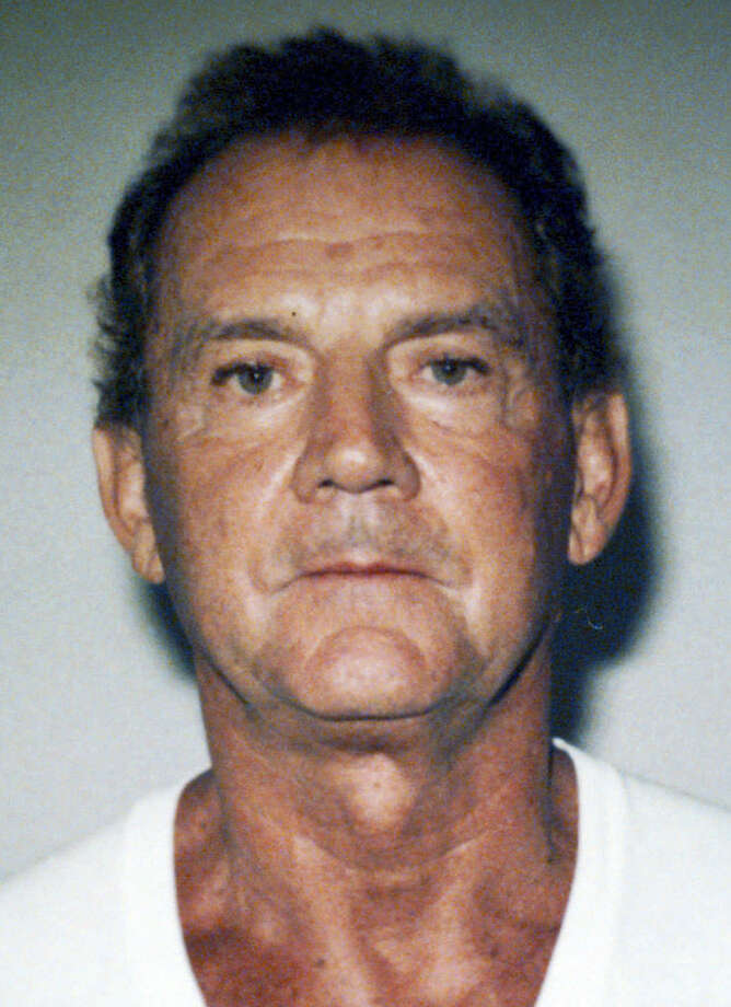"This 1995 file photo taken in West Palm Beach, Fla., and released by the FBI shows Francis P. ""Cadillac Frank"" Salemme. Federal prosecutors said Wednesday, Aug. 10, 2016, that the former Mafia boss has been arrested on charges related to murder of a witness. Photo: Federal Bureau Of Investigation Via AP File Photo / Federal Bureau of Investigation"
