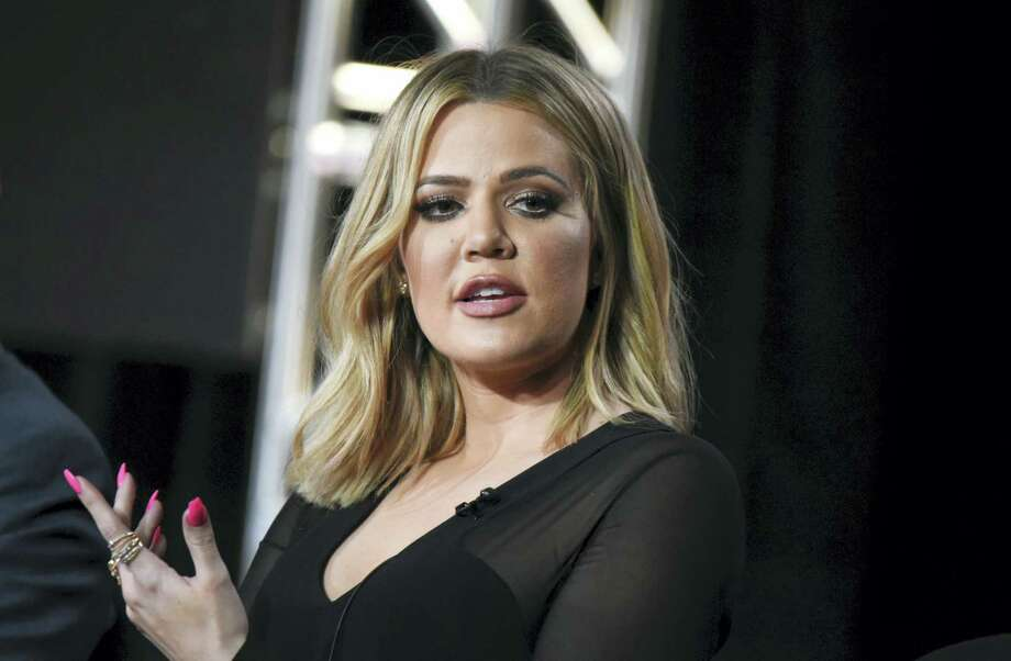 "In this Jan. 6, 2016, file photo, Khloe Kardashian participates in the panel for ""Kocktails with Khloe"" at the FYI 2016 Winter TCA in Pasadena, Calif. Kardashian said on the ""Ellen DeGeneres Show"" in an interview broadcast on Tue., Oct. 11, 2016, that her older sister, Kim Kardashian West, is ""not doing that well"" more than a week after being held up during a Paris jewelry heist. Photo: Photo By Richard Shotwell/Invision/AP, File    / Invision"