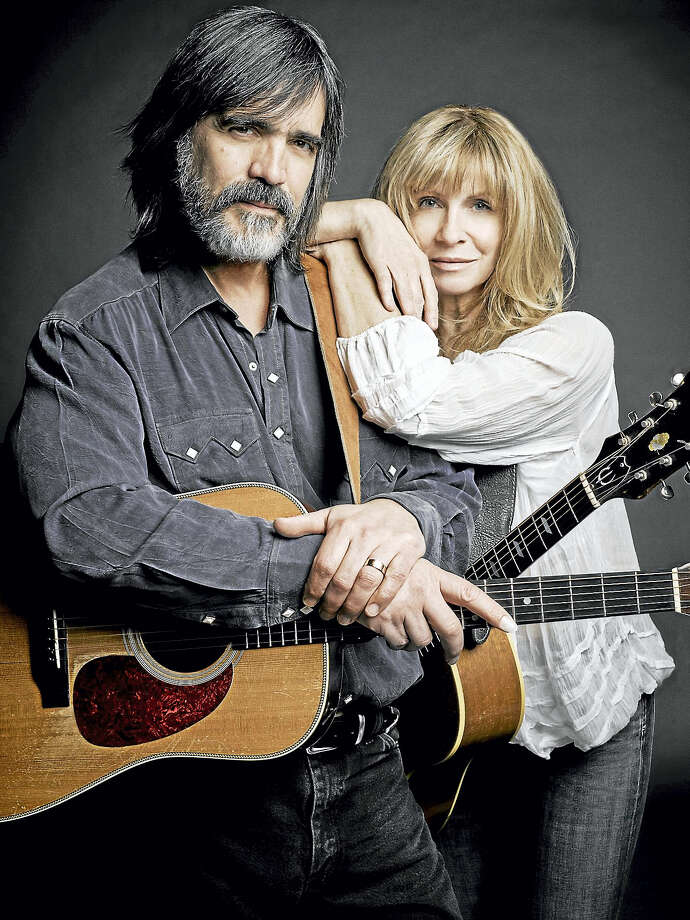 Larry Campbell and Teresa Williams Photo: Contributed