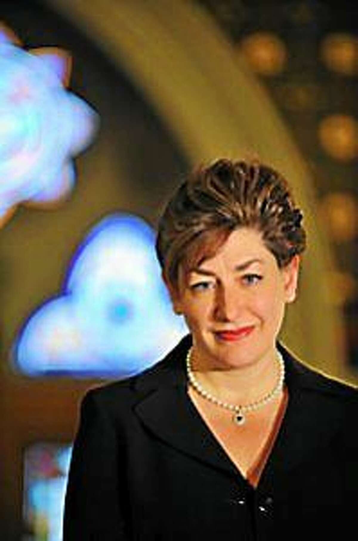 University of Connecticut President Susan Herbst
