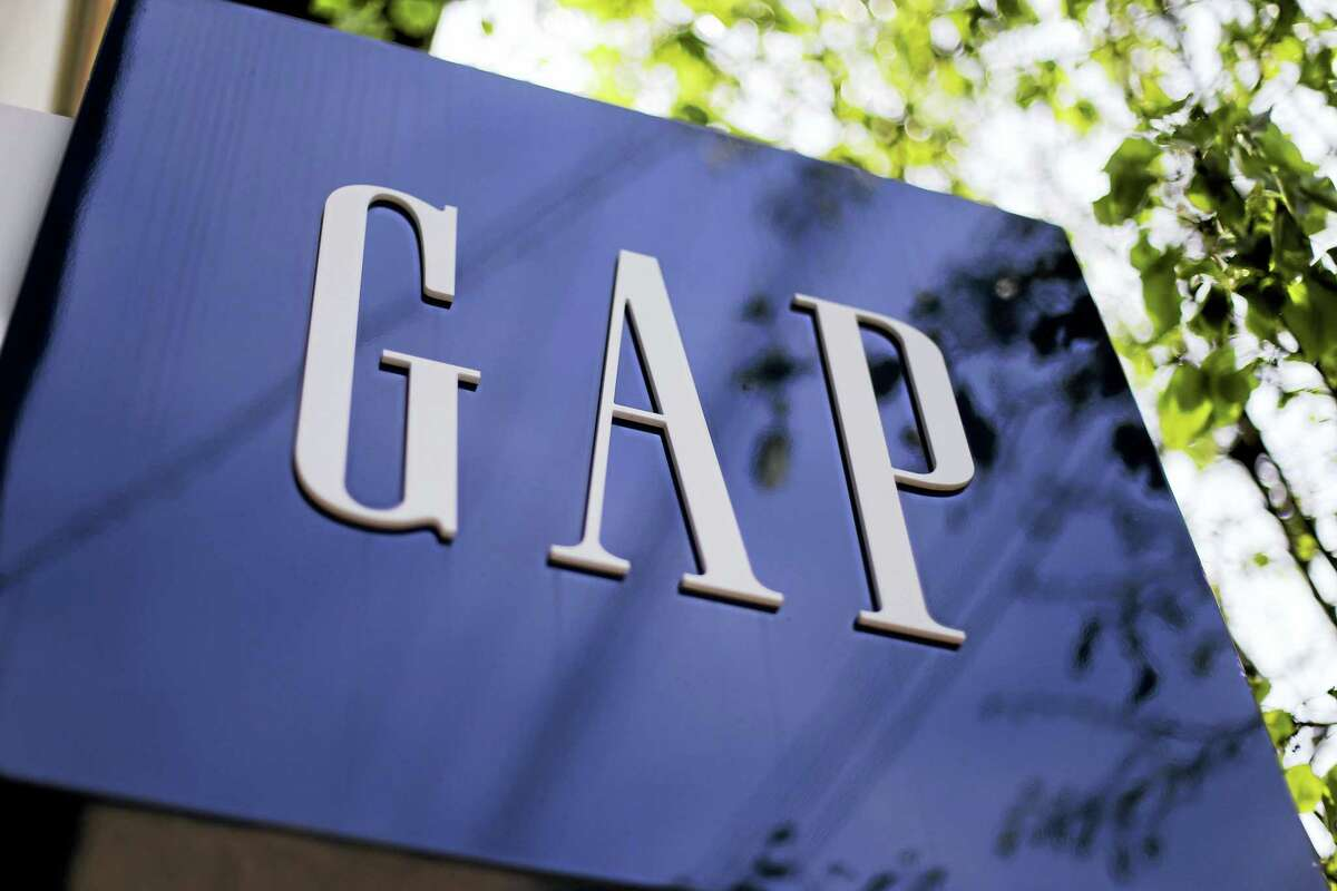 Gap said a key sales figure rose 2 percent in June, the retailer's first monthly increase in more than a year.