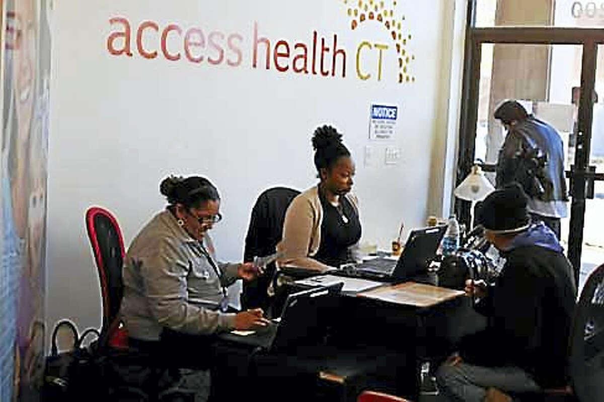 Access Health CT enrollment center in New Britain