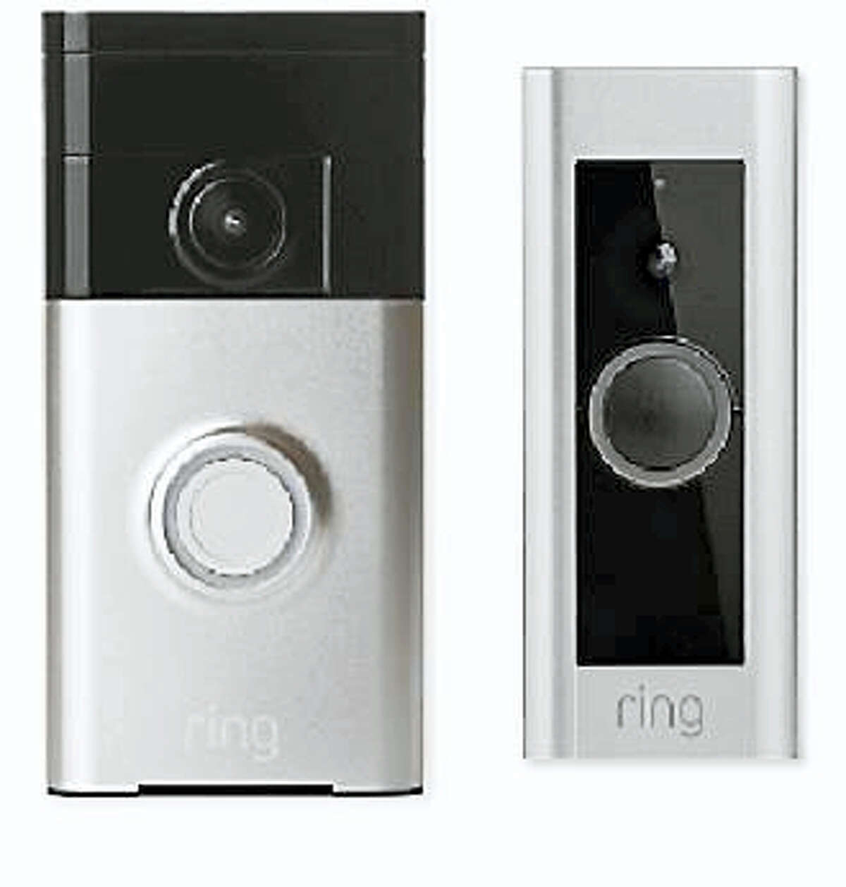 California-based Ring produces two models of doorbells. One such doorbell helped Milford police apprehended a man who allegedly attempted to break into a city home multiple times.