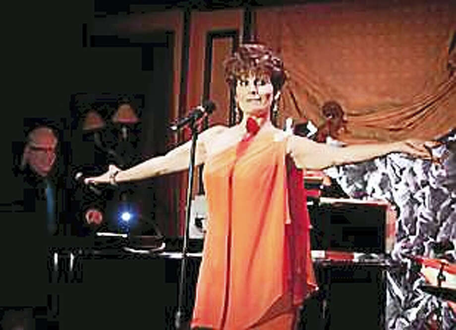 Contributed photoLucie Arnaz, the multi-talented daughter of Lucille Ball and Desi Arnaz, performs at The Kate Friday, July 29. Photo: Journal Register Co.