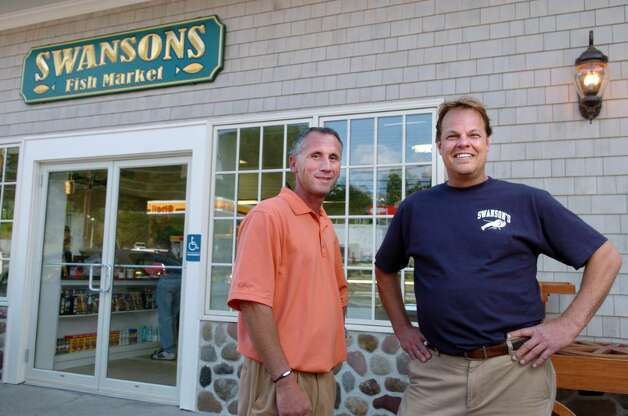 Todd Kardamis Left Of Construction Co And Gary Swanson Owner
