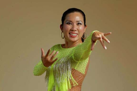 Dr. Tina T. Bui, a pediatric dentist, started off taking dance lessons with her husband.