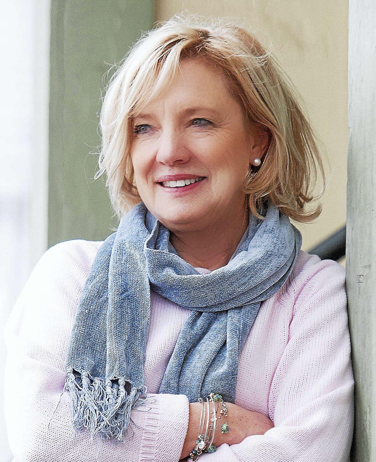 Guilford author Maddie Dawson, pen name of Sandi Kahn Shelton.