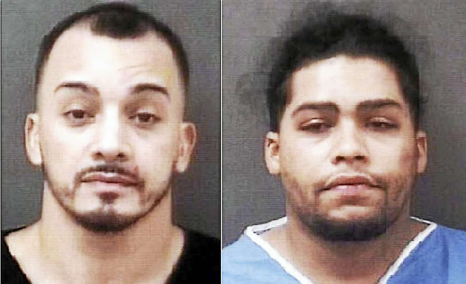 Luis Rodriguez and Ismael Mercado Photo: Courtesy Of The Milford Police Department